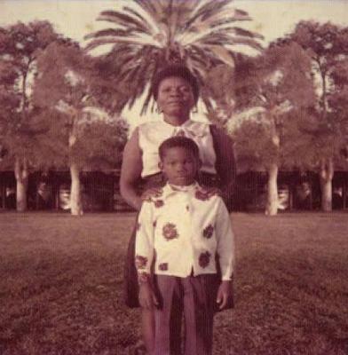 My Mum & I
