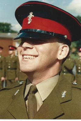 Graduating army